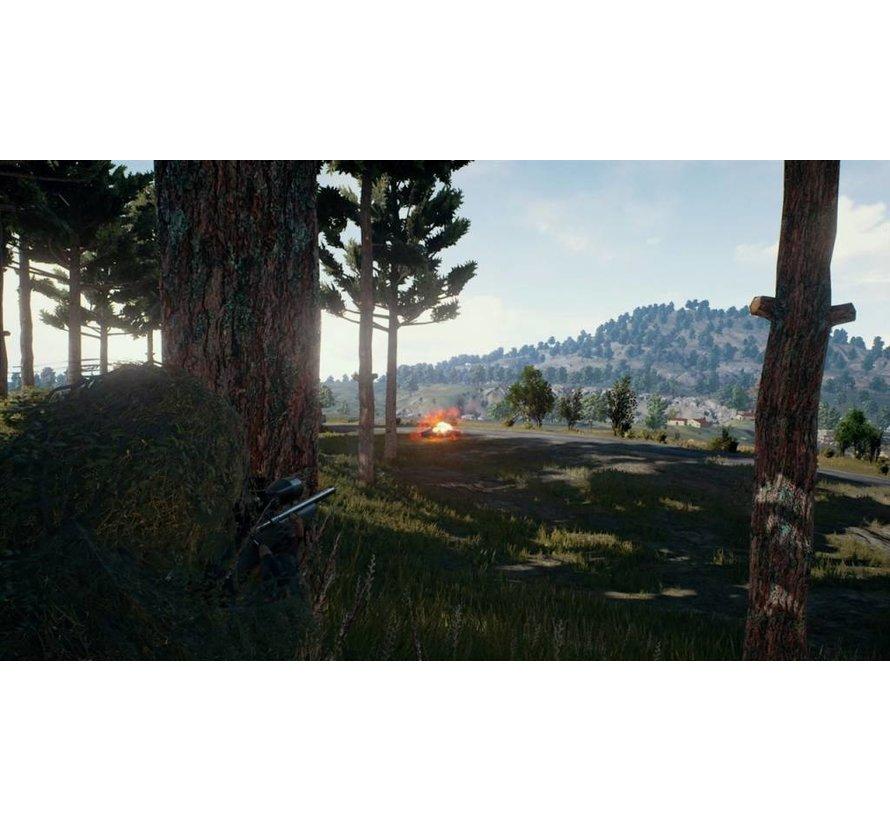 PUBG / PlayerUnknown's Battlegrounds