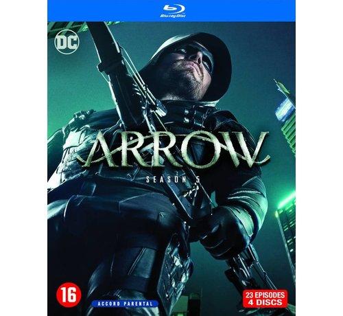 Warner Bros. Arrow - Seizoen 5 - Blu-Ray kopen