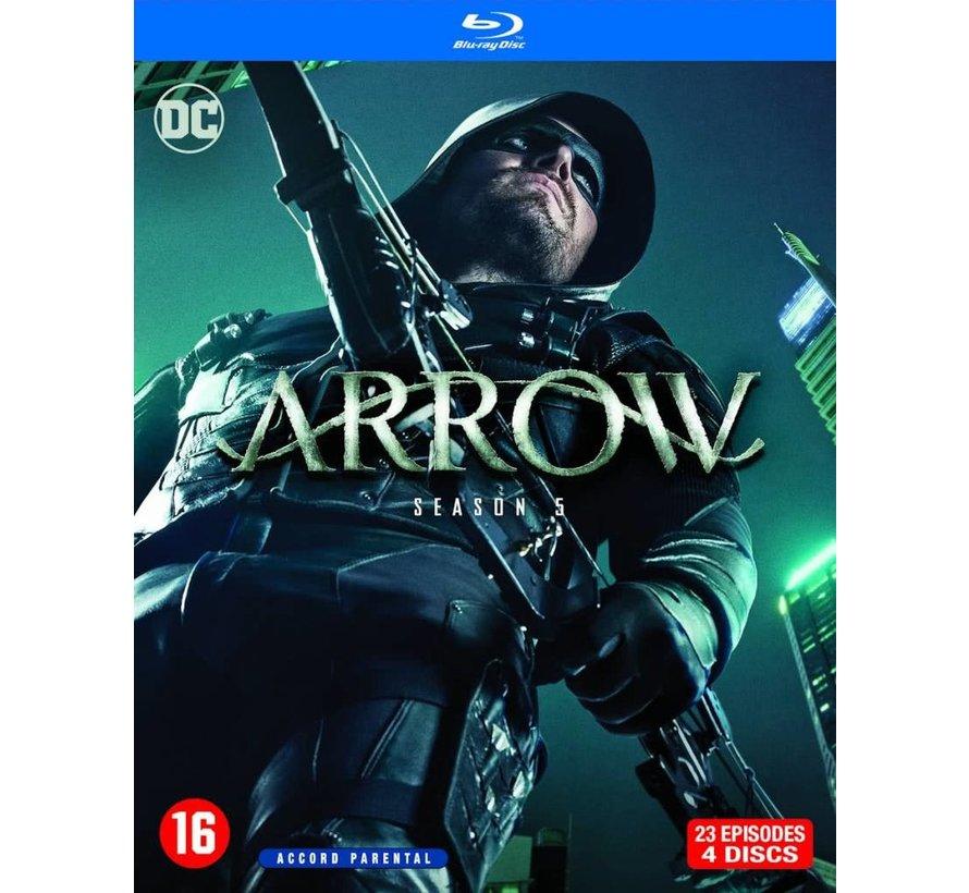 Arrow - Seizoen 5 - Blu-Ray kopen