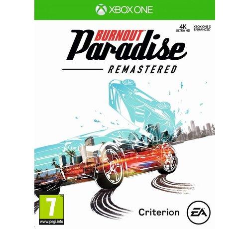 Electronic Arts Burnout Paradise: Remastered