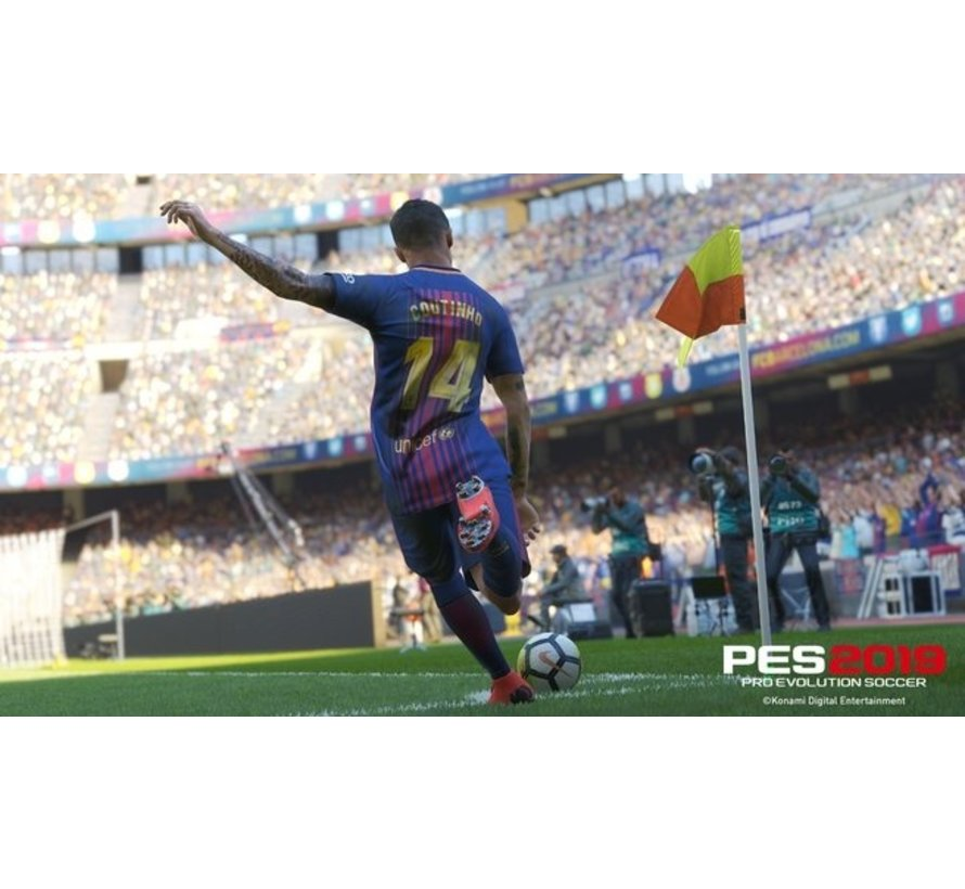 PES 2019 / Pro Evolution Soccer 2019