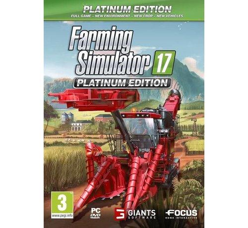 Focus Home Interactive Farming Simulator 17 - Platinum Expansion kopen