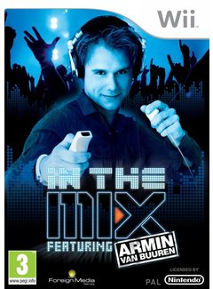 S.A.D. In The Mix featuring Armin van Buuren - FR