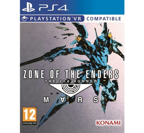 Konami Zone of the Enders: The 2nd RUNNER - MVRS VR