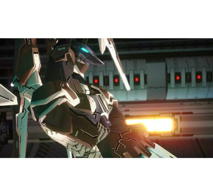 Zone of the Enders: The 2nd RUNNER - MVRS VR