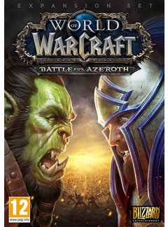 Activision World of Warcraft: Battle for Azeroth (Add-On)