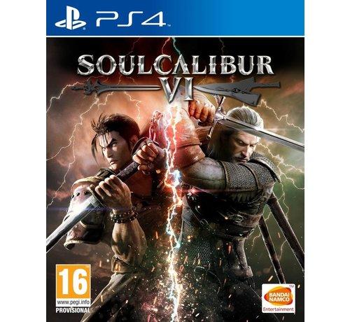Bandai Namco Soul Calibur VI