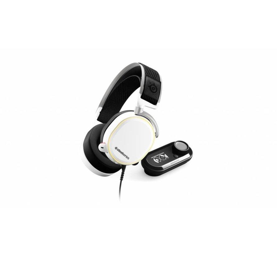 Arctis Pro + GameDAC Headset - Wit