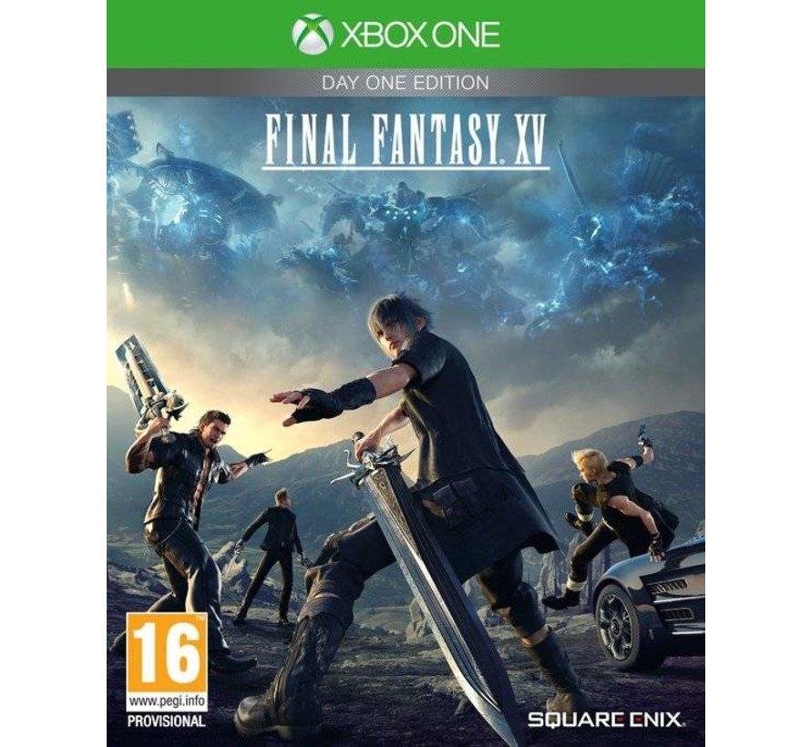 Final Fantasy XV - Day One Edition (gebruikt)