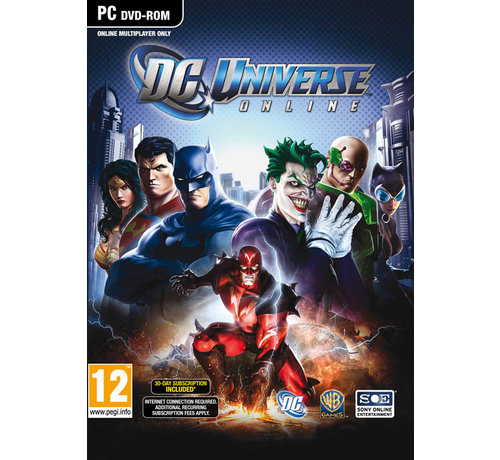 Warner Bros. Games DC Universe Online