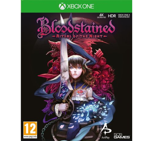 505 Games Bloodstained - Ritual of the Night