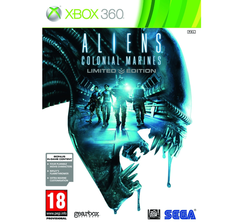 Sega Aliens: Colonial Marines - Limited Edition