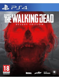 PS4 OVERKILL's The Walking Dead (Deluxe Edition)