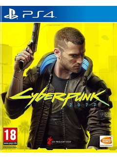 PS4 Cyberpunk 2077 - Day One Edition