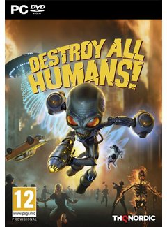 Thq Nordic Destroy All Humans