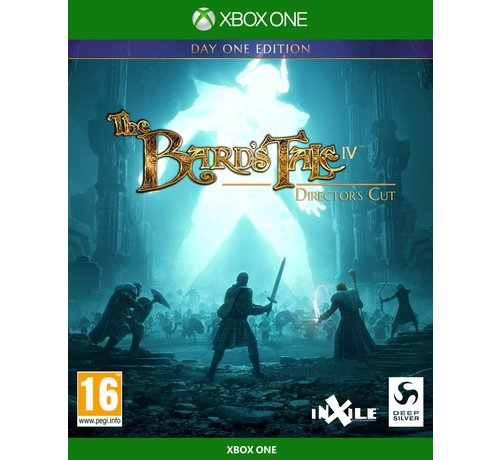 Koch Media The Bard's Tale IV: Director's Cut - Day One Edition