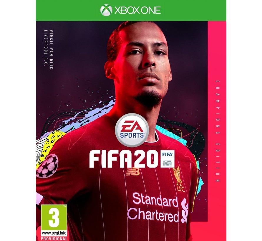 FIFA 20 - Champions Edition kopen