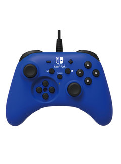Switch Wired Controller Pad Blauw, Hori