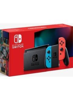 Nintendo Switch Console - Neon Rood / Blauw (2019)