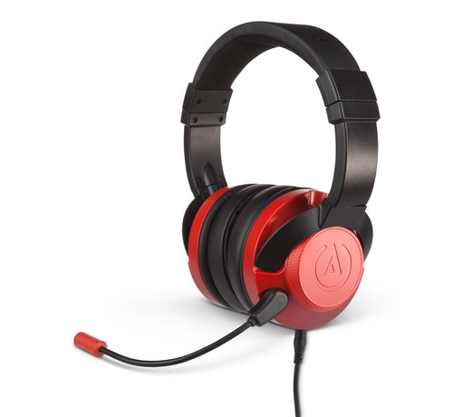 Power A Fusion Gaming Headset - Crimson