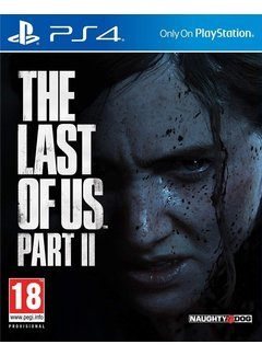 Sony The Last of Us: Part II