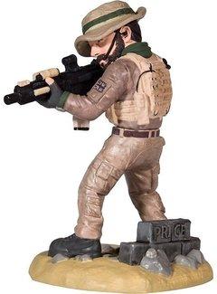 Captain Price Figurine - Call Of Duty