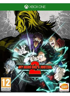 Xbox One My Hero One's Justice 2