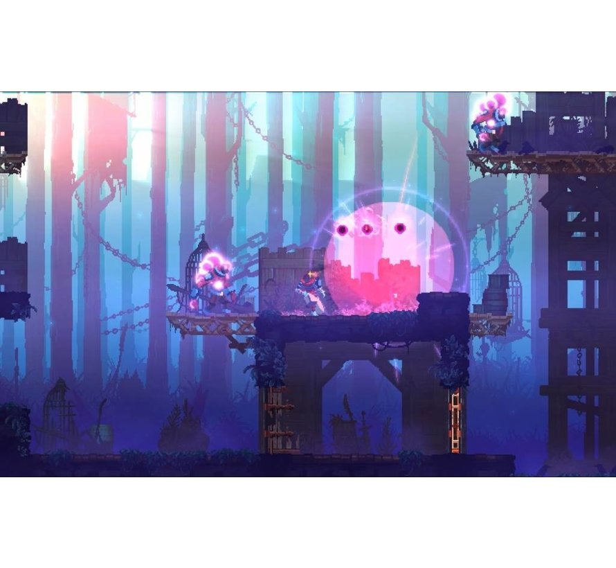 Dead Cells Action Game Of The Year Edition