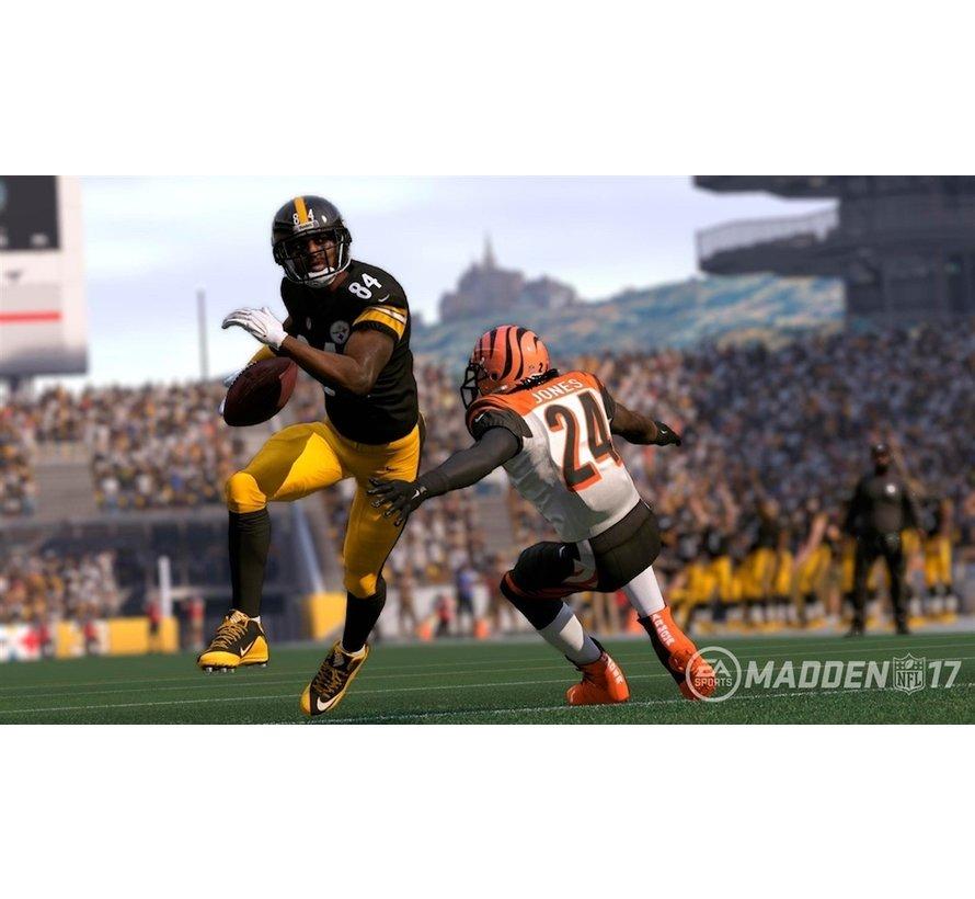 NFL Madden 17