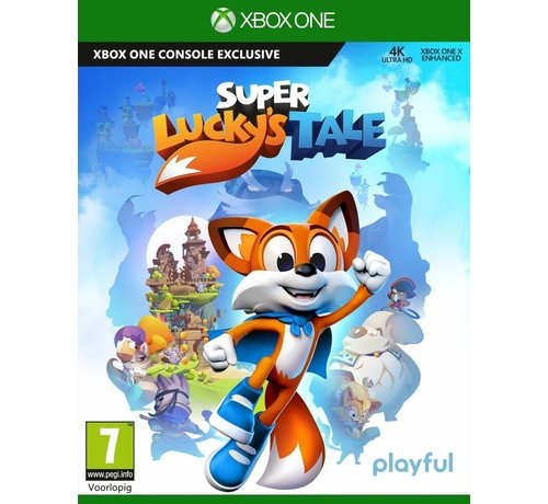Microsoft Super Lucky's Tale