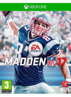 Xbox One NFL Madden 17