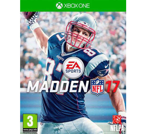 Electronic Arts NFL Madden 17