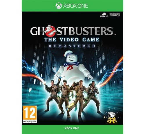 Koch Media Ghostbusters: The Videogame - Remastered