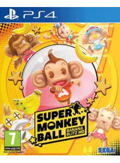 Sega Super Monkey Ball: Banana Blitz HD