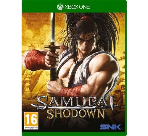 snk Samurai Shodown