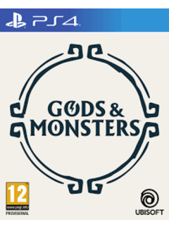 PS4 Gods + Monsters