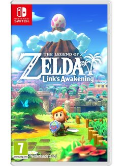 Nintendo The Legend of Zelda: Link's Awakening
