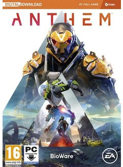 Electronic Arts Anthem (Code in a Box)