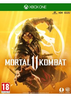 Warner Bros. Games Mortal Kombat 11