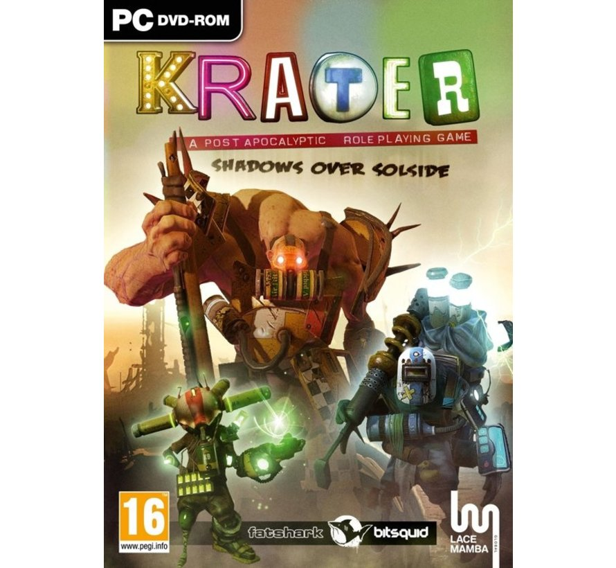 Krater: Shadow Over Solside