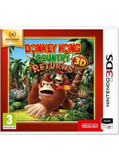 Nintendo Donkey Kong: Country Returns 3D (Selects)