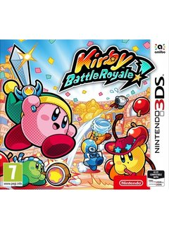 3DS Kirby, Battle Royale
