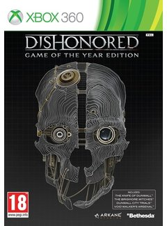 Bethesda Dishonored - Game Of The Year Edition