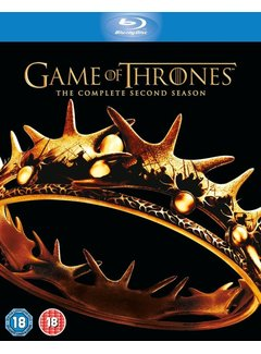 Blu-Ray Game Of Thrones - Seizoen 2