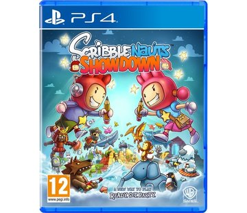 Warner Bros. Games Scribblenauts Showdown