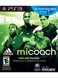 505 Games Adidas Micoach, Train With The Best