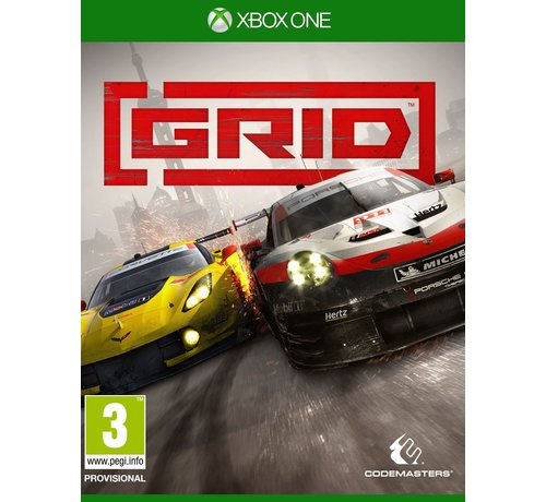Codemasters GRID - Day One Edition