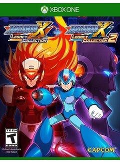 Capcom Mega Man Legacy Collection 1 + 2 (USA Import)