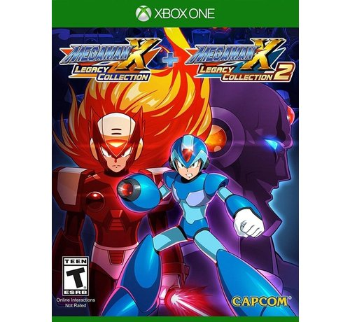 Capcom Mega Man: Legacy Collection 1 + 2