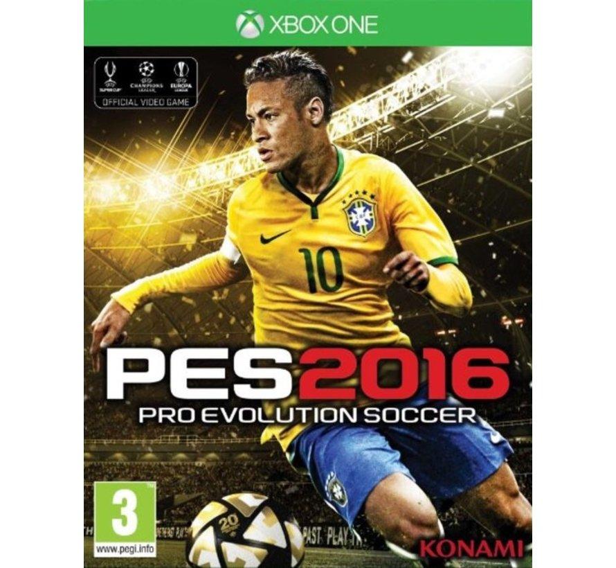 PES 2016 / Pro Evolution Soccer 2016